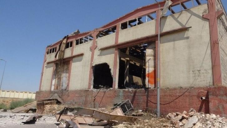 Fabrikada patlama: 7 yaralı