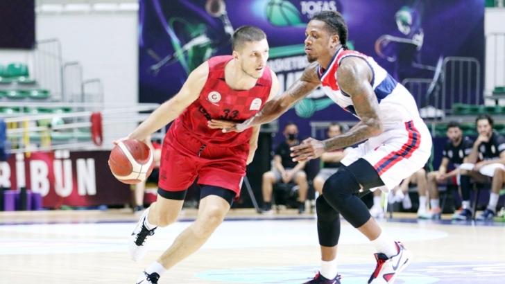 Gaziantep Basketbol ikide iki yaptı