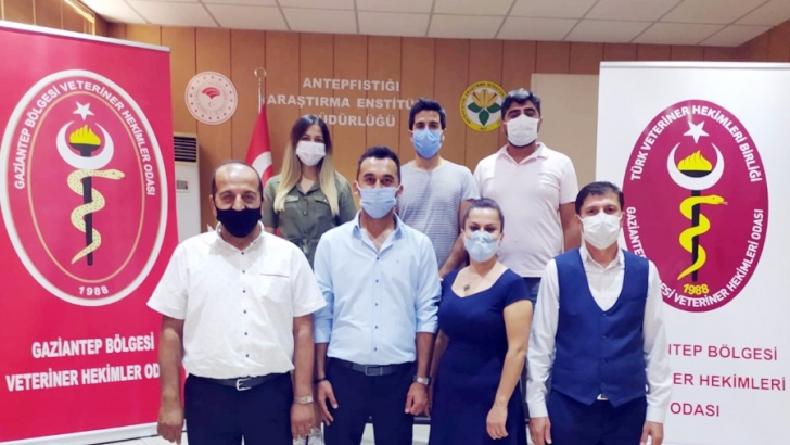 Veterinerlerde yeni başkan Meltem Peri