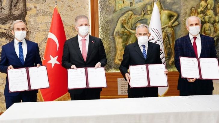 Diyanet akademik işbirliği protokolü imzalandı