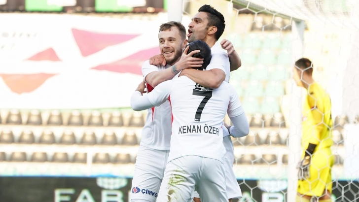 Gaziantep FK tutulmuyor