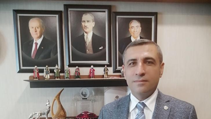 Milletvekili Taşdoğan mesaiye başladı