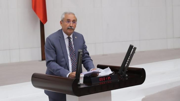 """CHP'Lİ KAPLAN """"VATANDAŞLARIMIZIN SAĞLIĞA ERİŞİMİ KESİLDİ"""""""