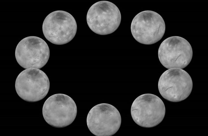 Plüton'da bir gün Dünya'da 6.4 güne eşit