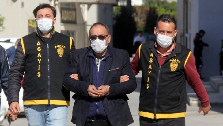 İki cinayet işleyen firari hükümlü noterde yakalandı