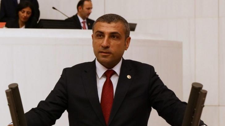 Taşdoğan'dan iki ayrı bakanlığa soru önergesi