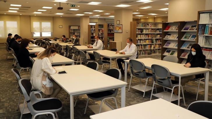 SANKO Üniversitesi'nde Kütüphene Haftası etkinliği