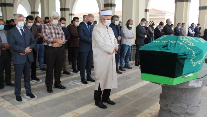 Mustafa Müslim son yolculuğuna uğurlandı