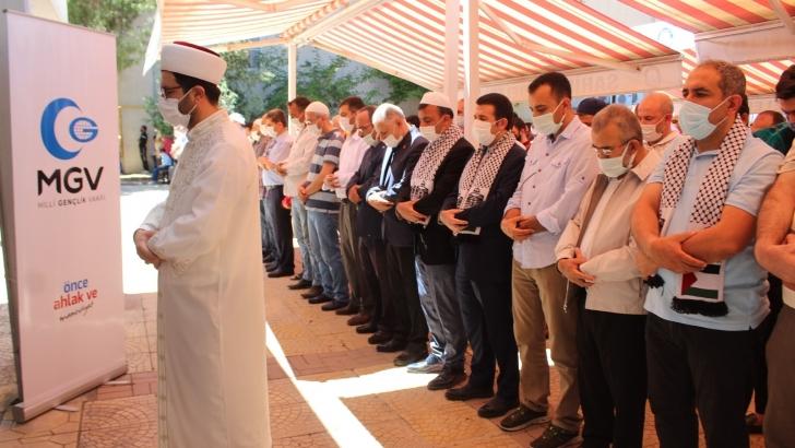 STK'lardan İsrail'e misilleme için Kıbrıs'ta tatbikat yapılması çağrısı