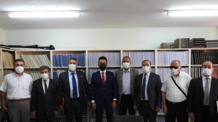 Gaziantep'te görme engelli öğrencilere özel kütüphane açıldı