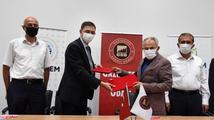 GSO ve GAÜN'den üniversite-sanayi iş birliğinde somut adımlar