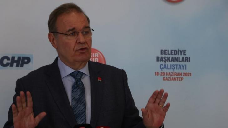 Öztrak Gaziantep'te açıklamalarda bulundu