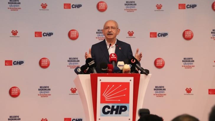 """Kılıçdaroğlu, """"Gaziantep'i CHP'nin kalesi yapacağız"""""""