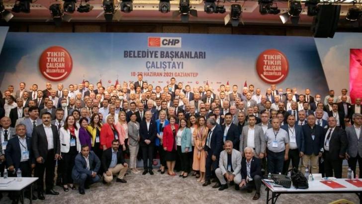 'CHP'den, 'Çalıştay'a emeği geçenlere teşekkür