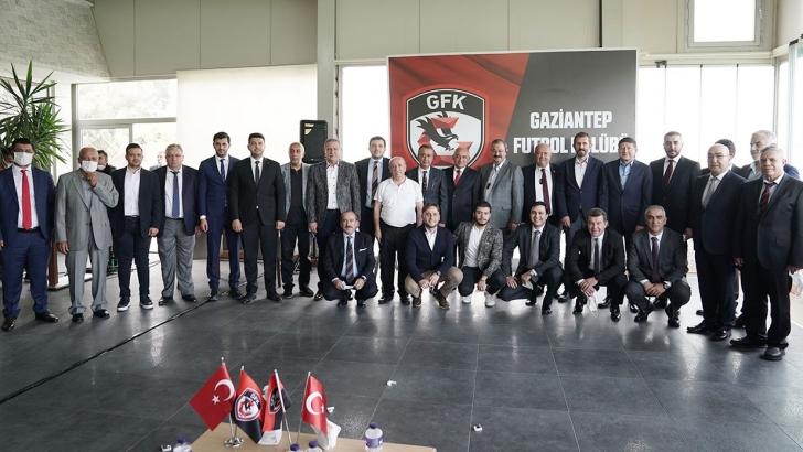 GAZİANTEP FK OLAĞAN KONGRESİ GERÇEKLEŞTİRİLDİ